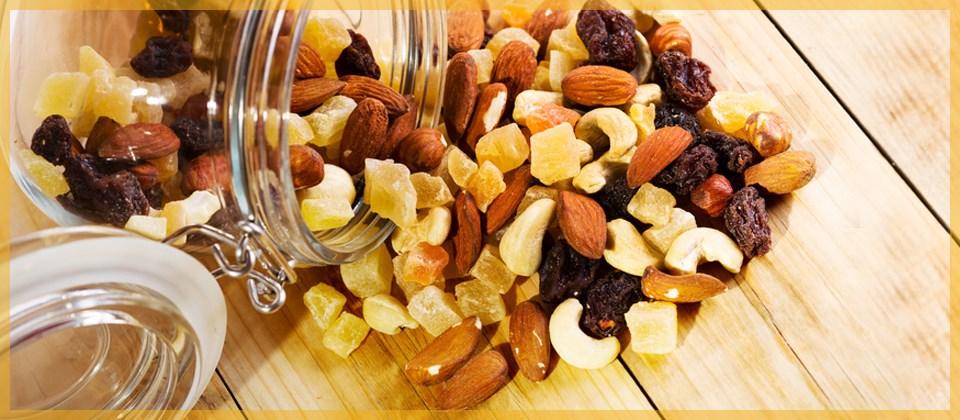 Gwarancja najwyższej jakości bakalii, orzechów, ziaren i owoców suszonych