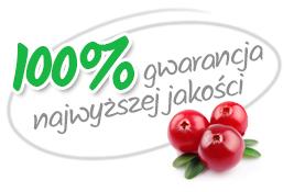 100% gwarancja jakości